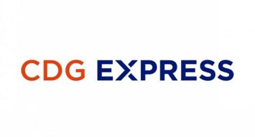 Logo CDG Express