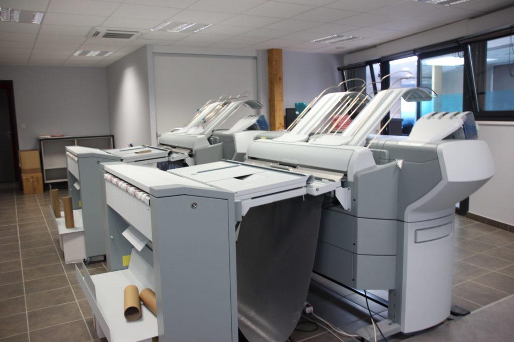 Traceurs imprimantes